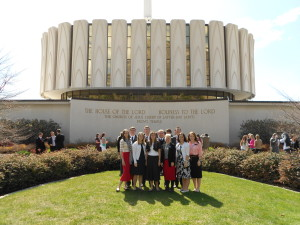 all the sisters in my district. So great!!