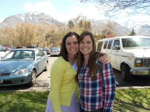 Brittany & Kendra