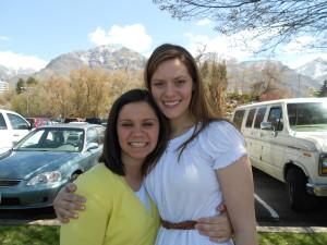 Brittany & Lindsay