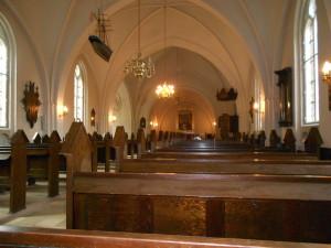 super old kirke
