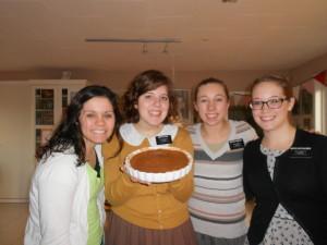 pumpkin pie! gooood ol Amerika