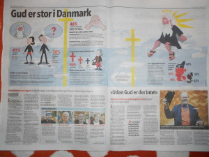 Gud er stor i Danmark. Yeahhhhhh...........I wannaa know where these believing danes are so I cna talk to them