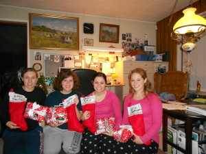 all of us and our presents