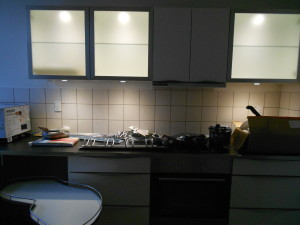 our LEGIT kitchen!!!