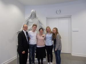 Henrik og Maria og Louise og Mikkel Jensen - jeg elsker dem!!!!!