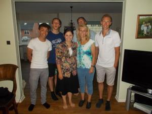 Meline Familie + kenneth